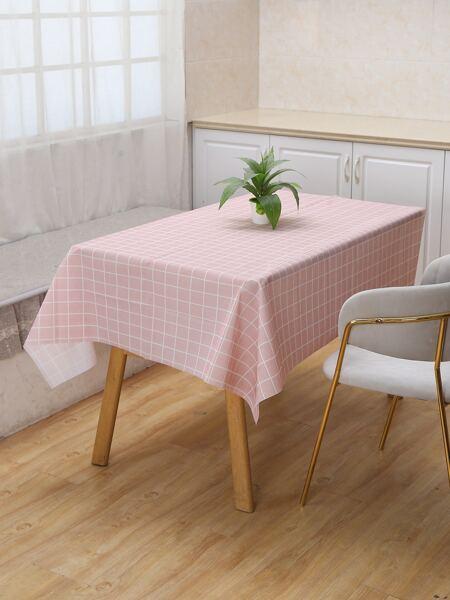 Plaid Pattern Tablecloth