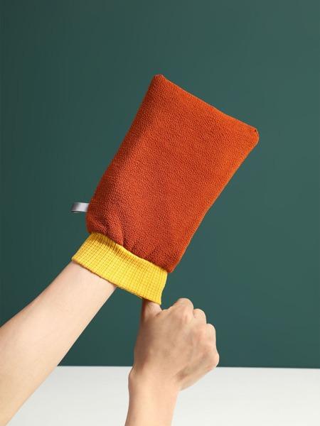 1pc Bath Exfoliating Glove