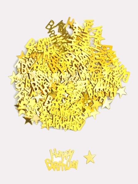 1pack Birthday Throwing Confetti