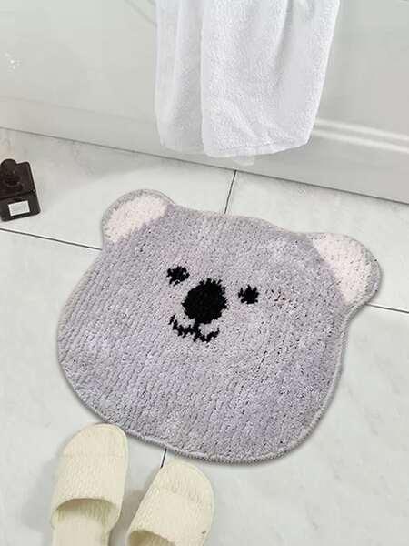 Cartoon Bear Non-slip Carpet