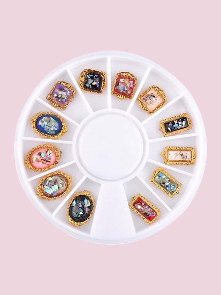 1box Rhinestone Nail Art Decoration