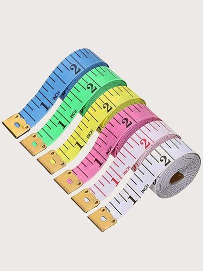 5pcs Tape Measure Sewing Tailor Cloth Ruler