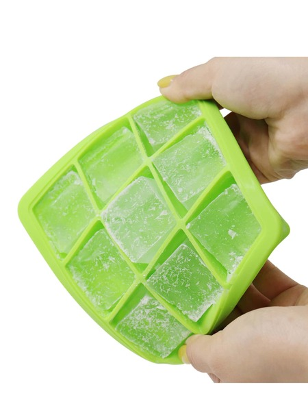 1pc Silicone Ice Cube Mold