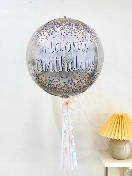 1pc Birthday Decorative Balloon