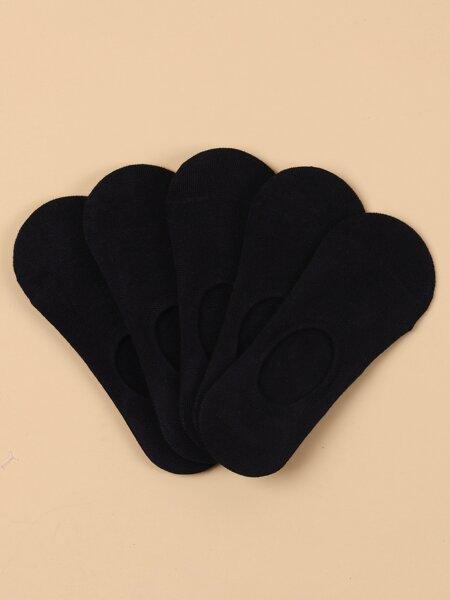 5pairs Minimalist Invisible Socks