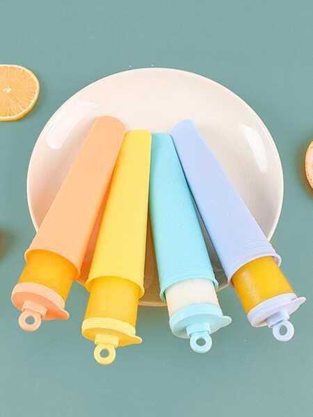 1pc Random Color Popsicle Mold