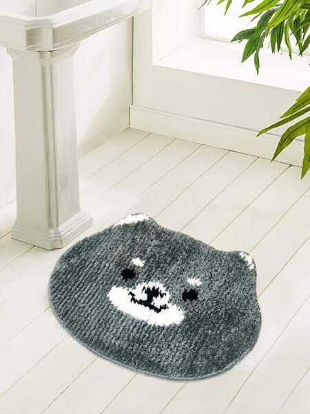 Bear Design Floor Mat