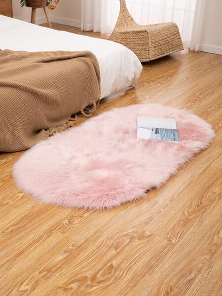 Plain Plush Carpet