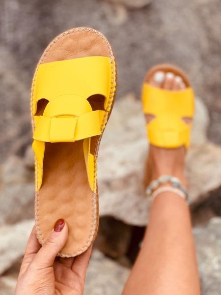 Minimalist Slide Sandals