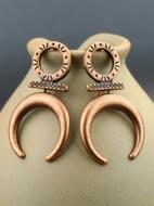 Moon Decor Earrings