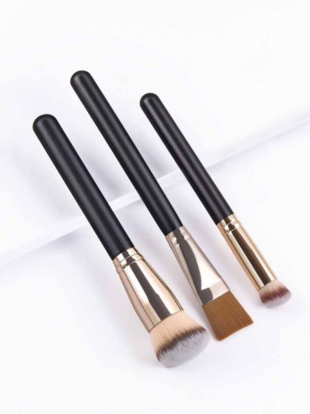 3pcs Makeup Brush Set