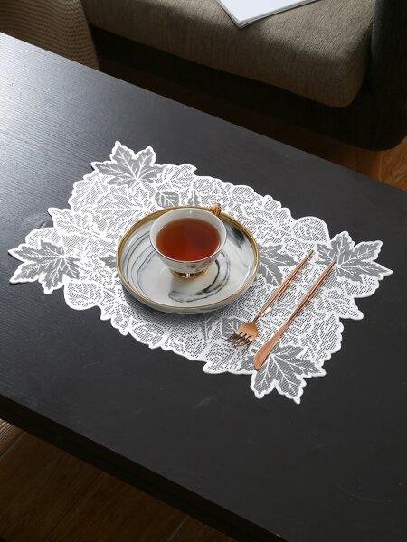 1pc Maple Leaf Design Placemat