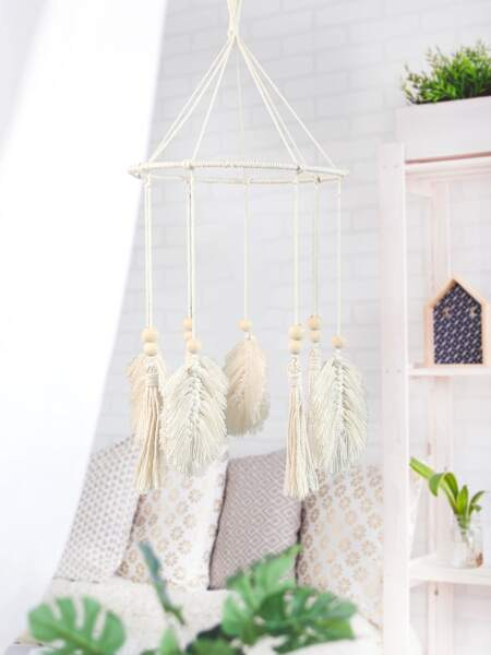 1pc Woven Wind Chime