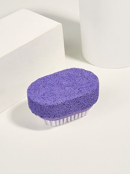 Two Sided Foot Scrubber