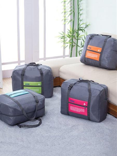 1pc Random Color Travel Storage Bag