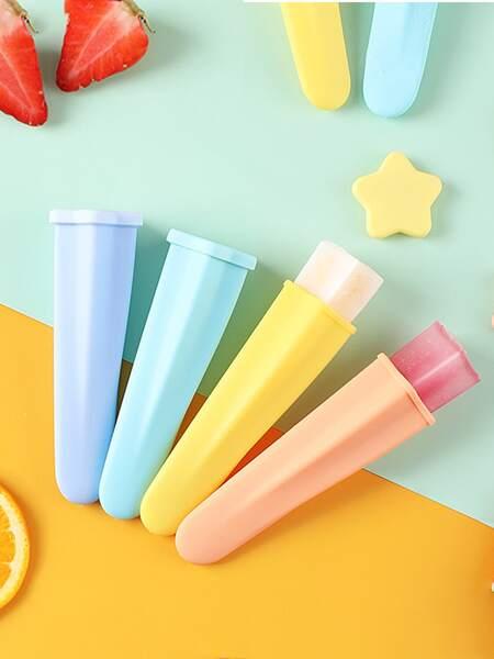 1pc Star Design Random Popsicle Mold