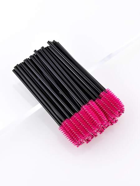 50pcs Disposable Eyelash Brush
