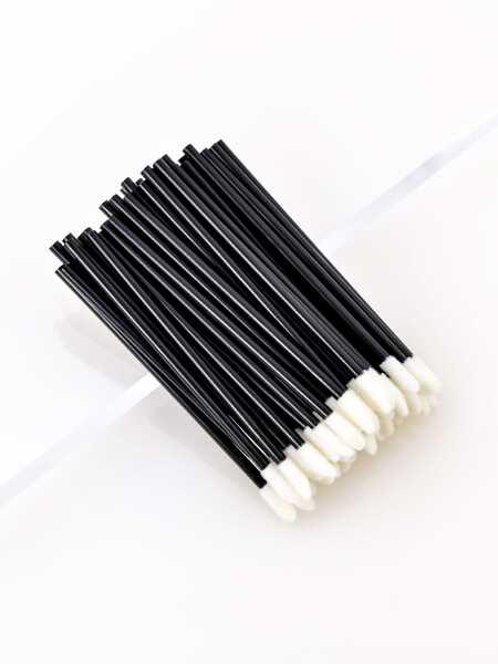 50pcs Disposable Lip Brush