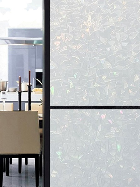 1sheet Heat Proof Window Privacy Sticker