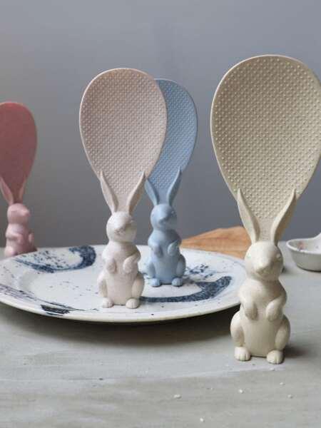 1pc Random Rabbit Rice Scoop