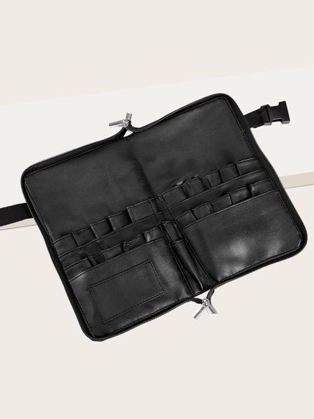 24-35 Slots Makeup Brushes Bag