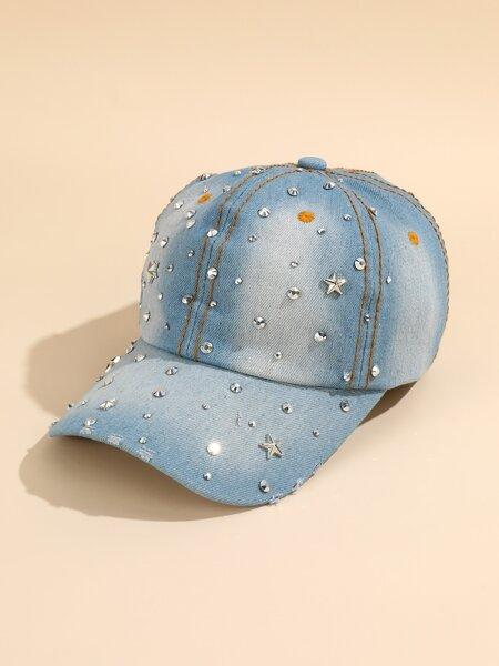 Star Decor Baseball Cap