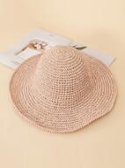 Solid Sun Hat