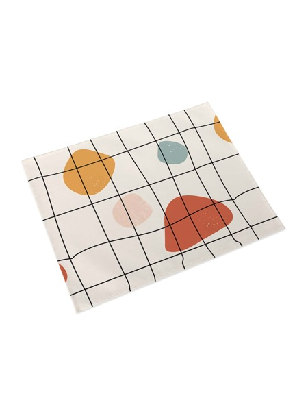 Graphic Print Placemat