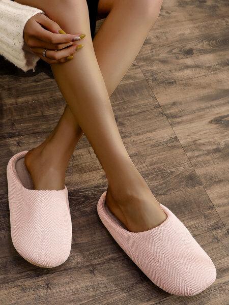 Chevron Bedroom Slippers