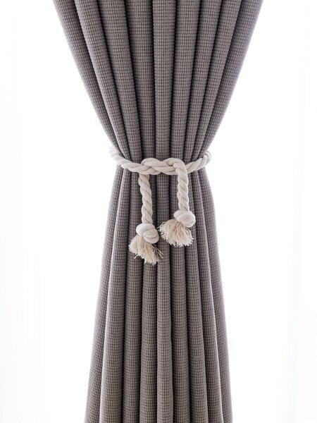 1pc Braided Rope Curtain Tieback
