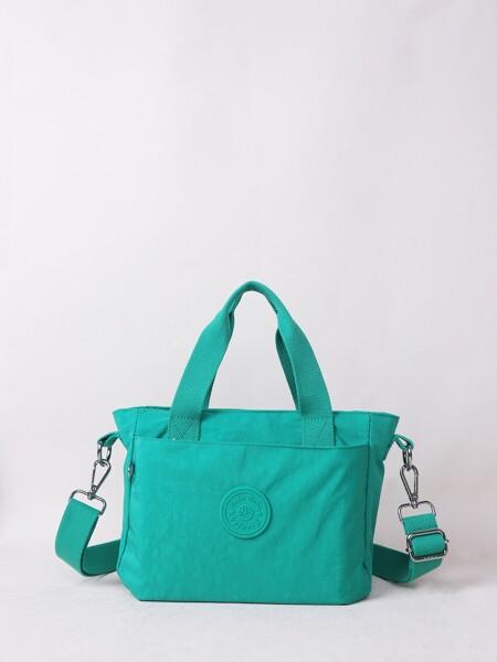 Minimalist Satchel Bag