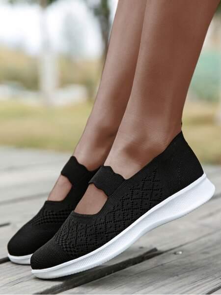 Minimalist Textured Running Shoes