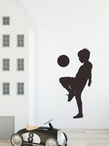 Kids Figure Graphic Wall Sticker