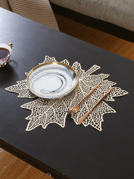 Leaf Shaped Placemat