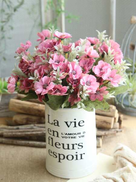 1bunch Artificial Flower With 15pcs Head