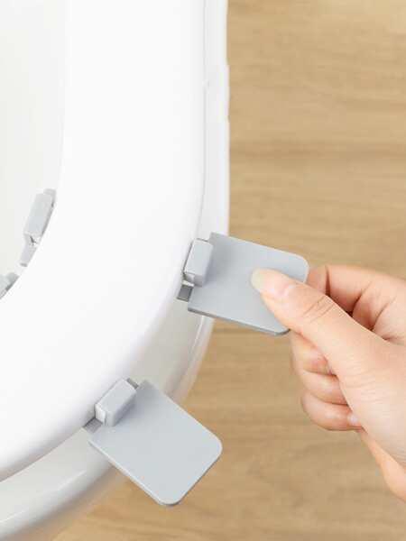 2pcs Random Color Closestool Seat Lifter