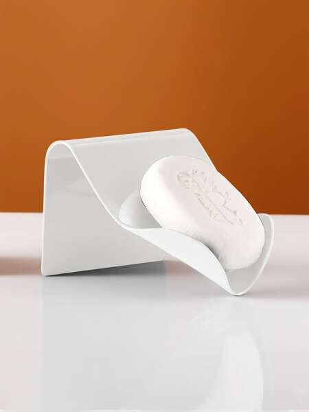 1pc Drain Soap Dish Holder