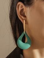 Water-drop Design Earrings