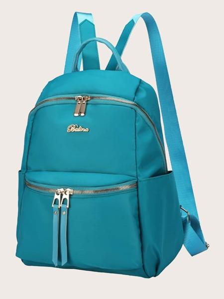 Metal Decor Classic Backpack