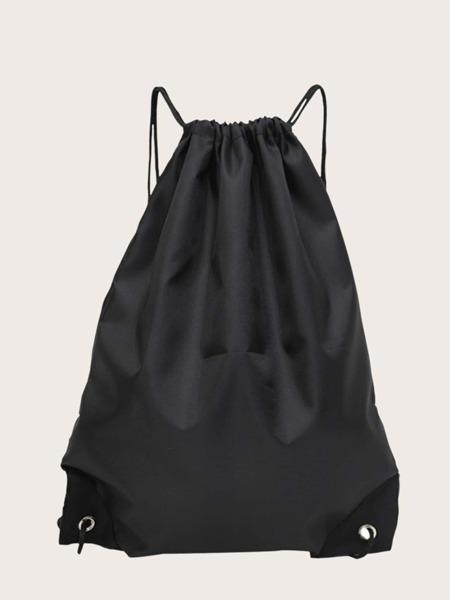 Minimalist Drawstring Backpack