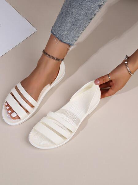 Minimalist Strappy Sandals