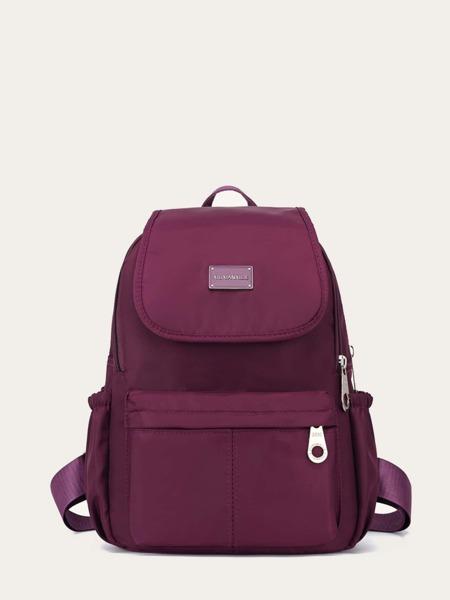 Minimalist Large Capacity Flap Backpack