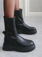 Minimalist Chelsea Boots
