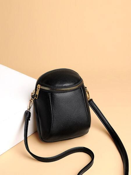 Zip Around Crossbody Bag