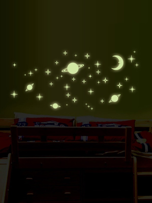 Luminous Star Wall Sticker