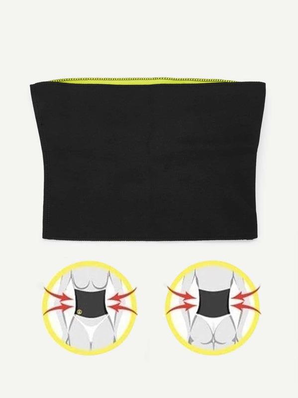 Burner Belly Fitness Body Girdle, null