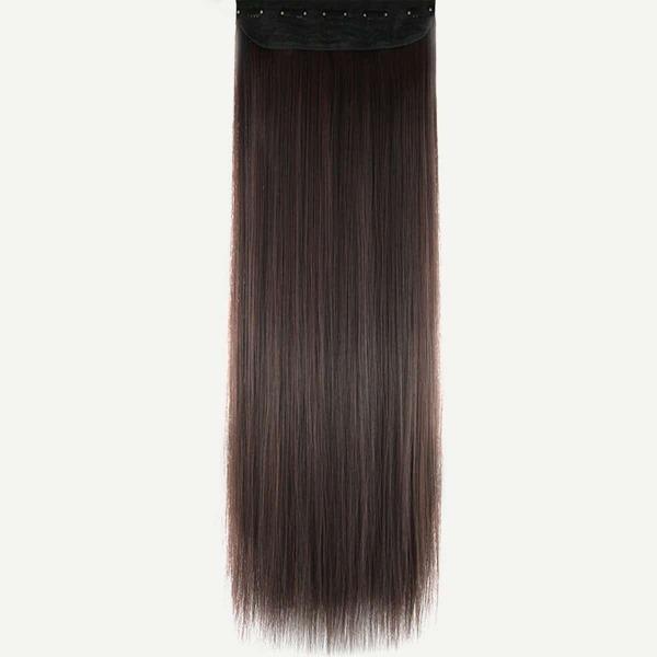 Straight Hair Extension 1pcs