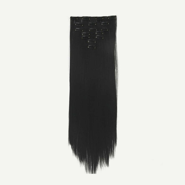 Clip In Straight Hair Extension 1pc