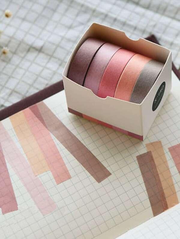 Paper Masking Tape 5pcs