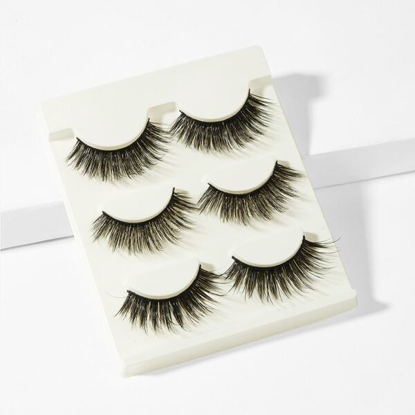 False Eyelashes 3pairs